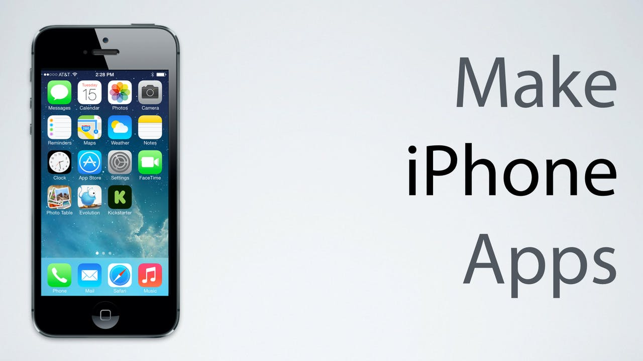 Learn to Make iPhone Apps with Objective-C for iOS 7.0