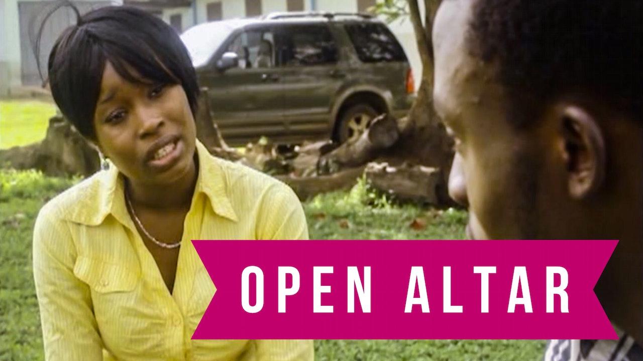 Open Altar - Nollywood Movie