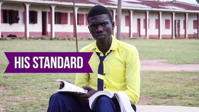 HIS STANDARD - NOLLYWOOD MOVIE