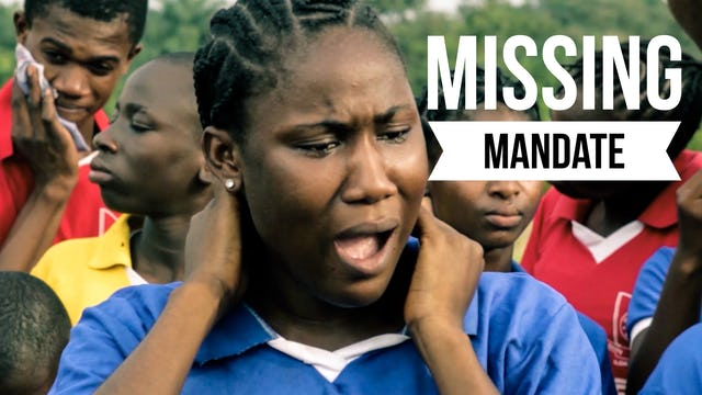 Missing Mandate - Nollywood