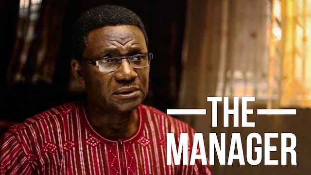 THE MANAGER - NOLLYWOOD FILM