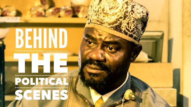 BEHIND THE POLITICAL SCENES - NOLLYWOOD MOVIE