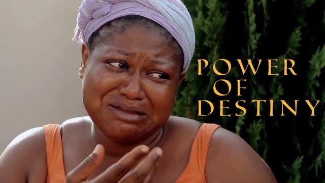 Power Of Destiny