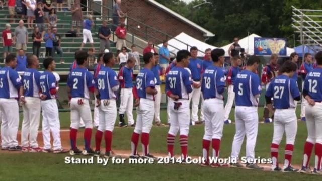 2014 Game 19 Lafayette All Stars vs Puerto Rico
