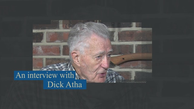 An Interview with Dick Atha