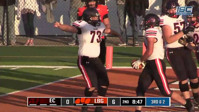 53yd Rushing TD by East Central's #13...