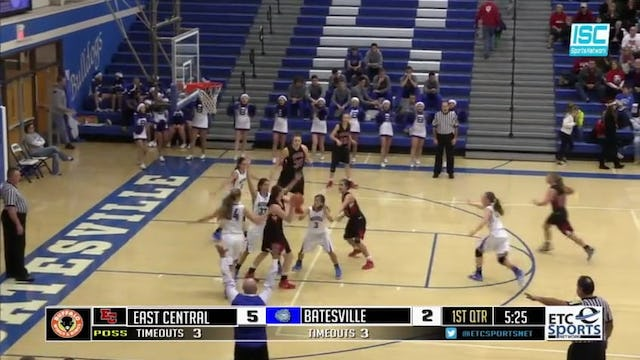 2014 GBB East Central at Batesville