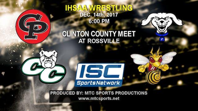 2017 Clinton County Wrestling Meet
