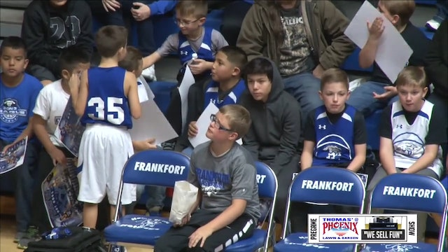 2017 BBB Clinton Prairie at Frankfort