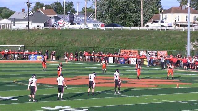 2017 FB East Central at Lawrenceburg