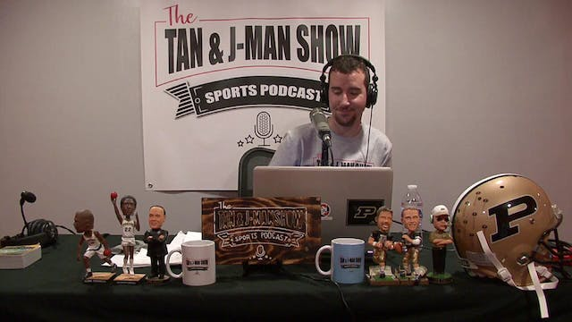 The Tan and JMan Show: Episode 212