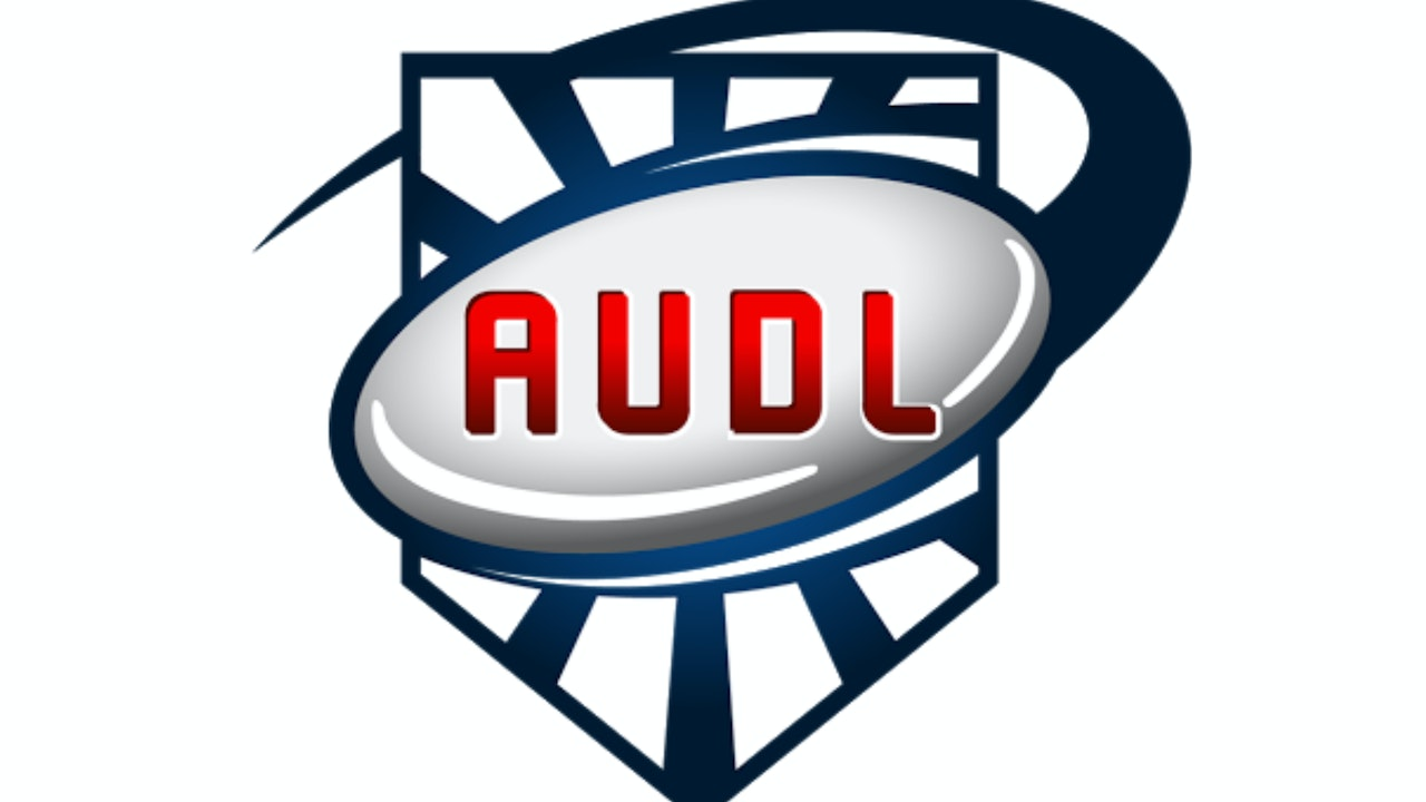 AUDL Ultimate Frisbee