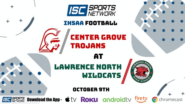 2020 FB Center Grove at Lawrence North