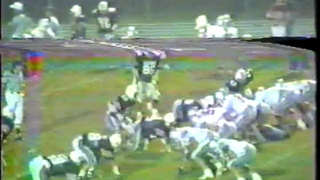 1987 FB Hamilton Southeastern at Clin...
