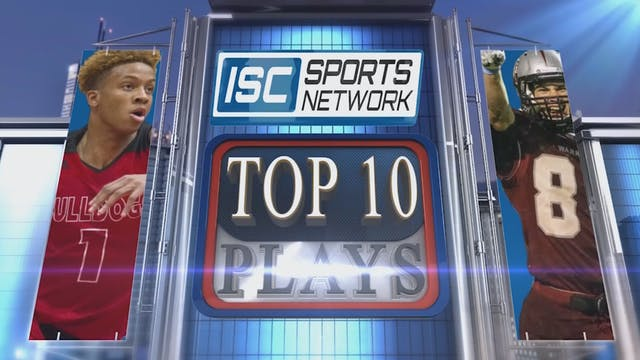 2017-18 ISC Sports Top 10 Plays of th...