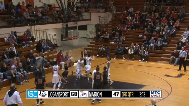 2015 BBB Logansport vs Marion Jenning...