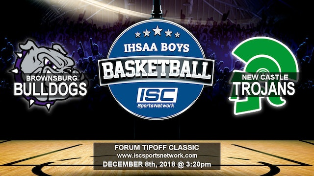 2018 FTC BBB Brownsburg vs New Castle