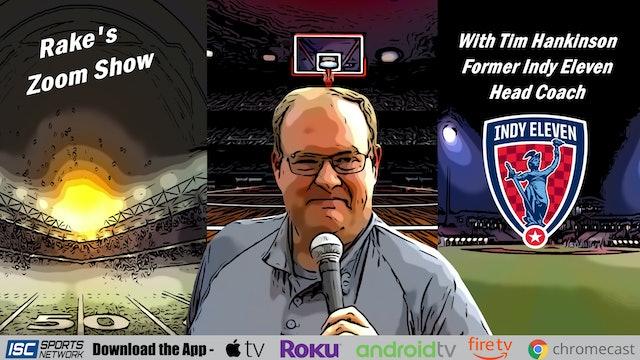 Rake's Zoom Show: Tim Hankinson
