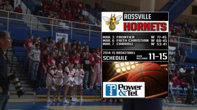2015 IHSAA Central Catholic vs Rossville