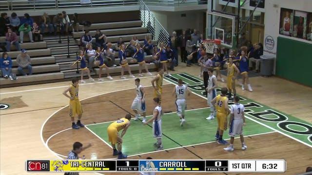 2015 BBB CCHT Tri Central vs Carroll