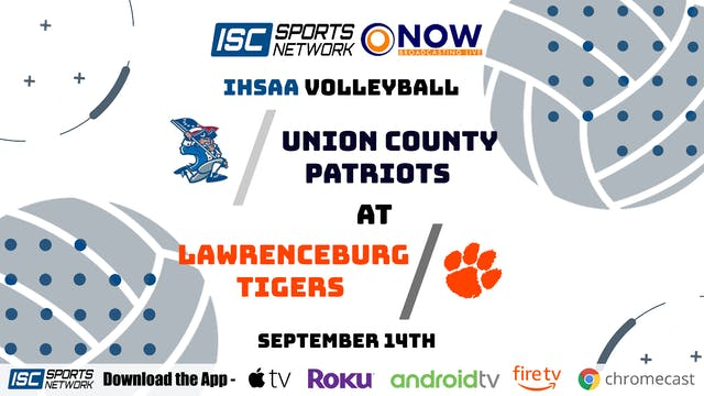 2020 GVB Union County at Lawrenceburg...