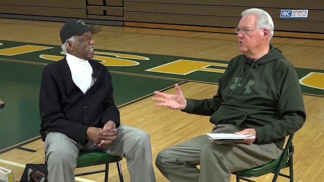 An Interview with Clifford Robinson