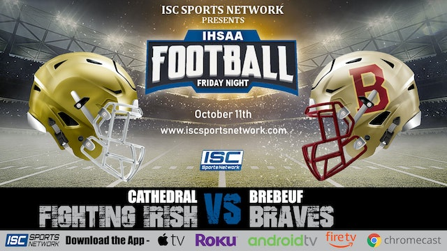 2019 FB Indianapolis Cathedral at Brebeuf