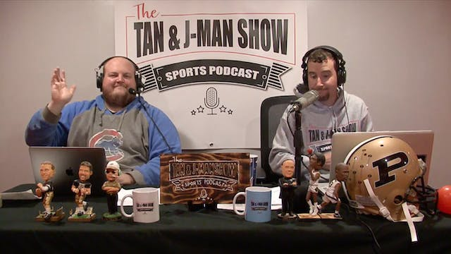 The Tan and JMan Show: Episode 204