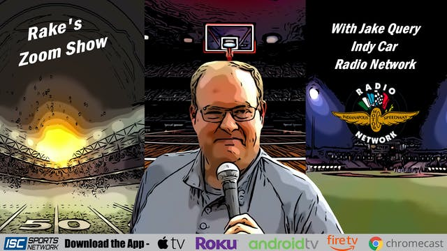 Rake's Zoom Show: Jake Query