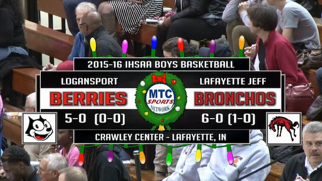 2015 BBB Logansport at Lafayette Jeff