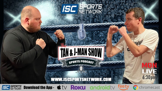 The Tan and JMan Show: Episode 193