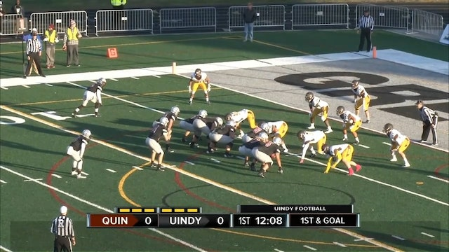 2015 CFB Quincy at Indianapolis