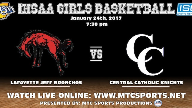 2017 GBB Lafayette Jeff at Central Catholic