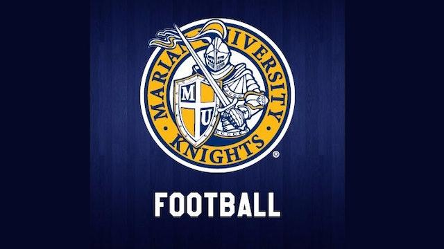 2021 Marian Knights Football