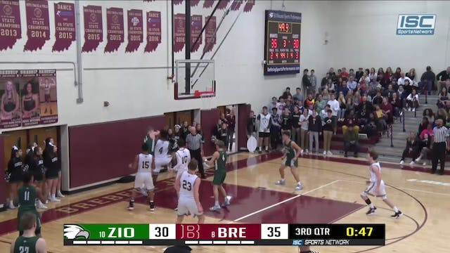 2019 BBB Zionsville at Brebeuf Childr...