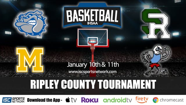 2020 BBB Ripley County Consolation Game