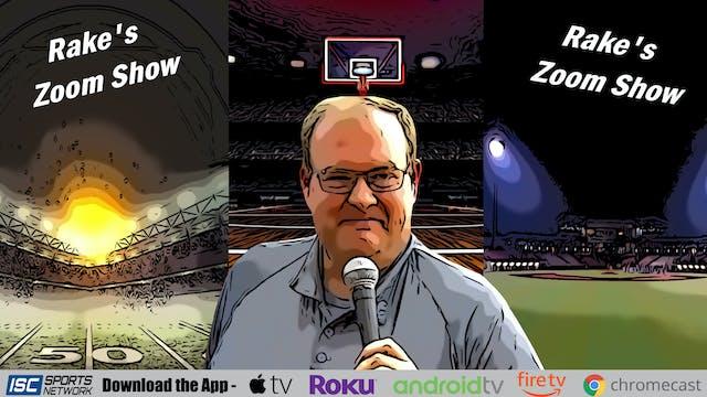 Rake's Zoom Show: Brandon Gaudin