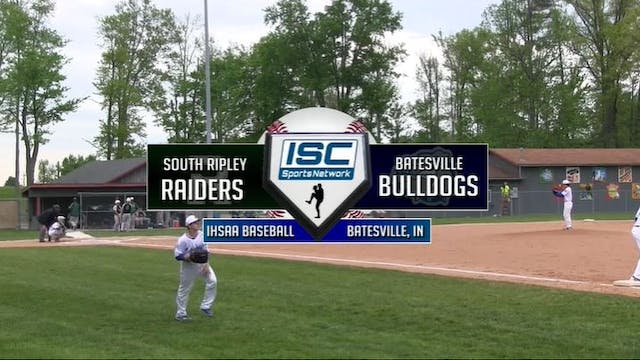 2017 BSB South Ripley at Batesville 4/27
