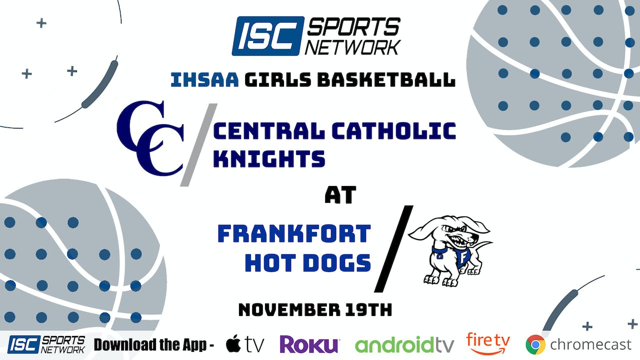 2020 GBB Central Catholic at Frankfort 11/19/20
