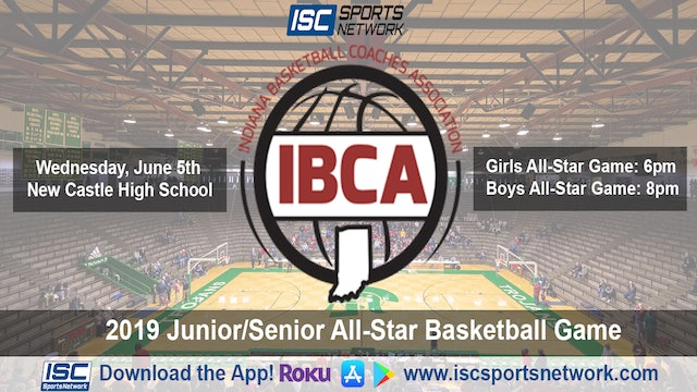 2019 IBCA GBB Jr All Stars vs Sr All Stars