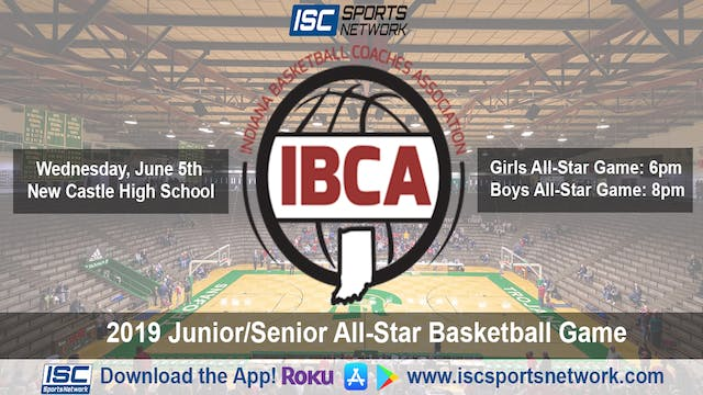2019 IBCA GBB Jr All Stars vs Sr All ...