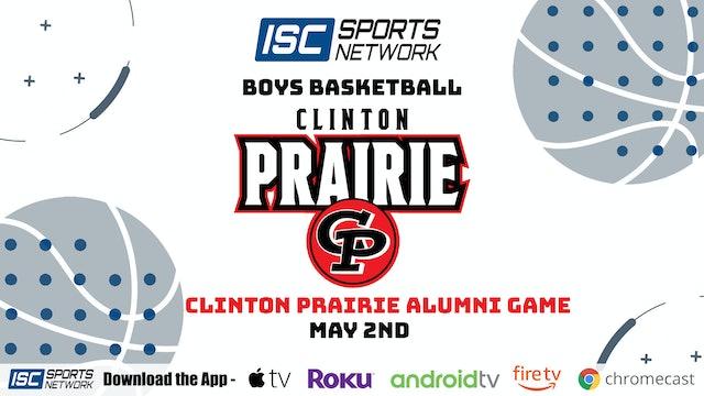 2021 Clinton Prairie Alumni Basketball Game