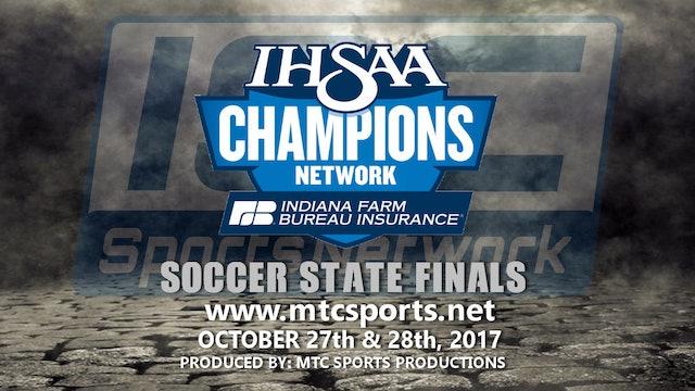 2017 IHSAA GS 3A Penn vs Guerin Catholic