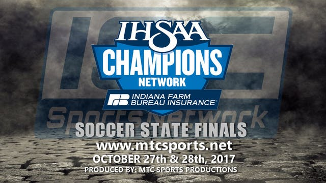 2017 IHSAA GS 3A Penn vs Guerin Catholic