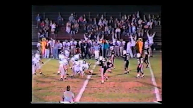 1992 IHSAA FB Central Catholic at Cli...