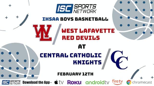 2021 BBB West Lafayette at Cent Catholic 2/12/21