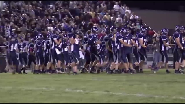 2011 Travis Smith pick 6 to win the game for LCC