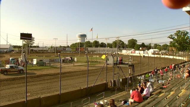 2018 B.O.S.S. Series Racing: Fremont Speedway 6/16/18