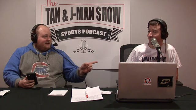 The Tan and JMan Show: Episode 166