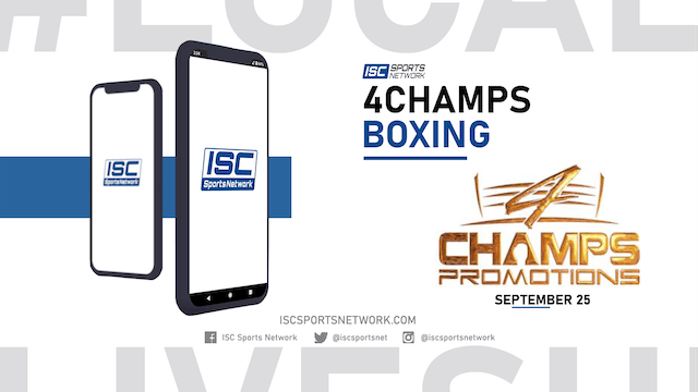 2021 BOX 4Champs Promotions Event 9/25